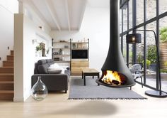 フードタイプ暖炉「タティアナ 997」