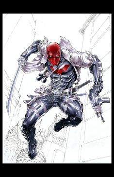 Red Hood - DC Comics