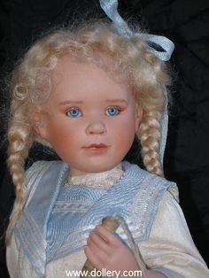 Dolls by Maja Bill