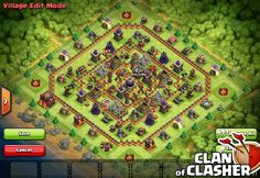 Th10 farming base - This is an hypercube Th10 farming base, it is easy to construct