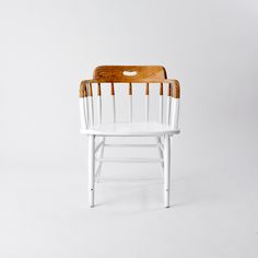 Folklore Dip Chair (modern meets traditional)