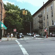 Summertime in Brooklyn, New York #newyorkcityinspired