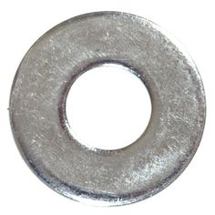 The Hillman Group Zinc-Plated Steel Standard (SAE) Flat Washer