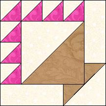 Block of Day for January 08, 2016 - Basket--The pattern may be downloaded until: Sunday, January 31, 2016.