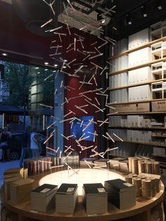 MUJI New store Barcelona 2016