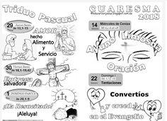 La Catequesis (El blog de Sandra): Cuaresma