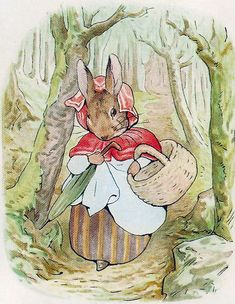 Soloillustratori: Beatrix Potter Seconda parte