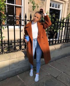 Winter Fashion Trends 2020 for Casual Outfits Winter Fashion Outfits, Fall Winter Outfits, Look Fashion, Autumn Winter Fashion, Trendy Outfits, Womens Fashion, Winter Dresses, Outfits 2016, Work Outfits