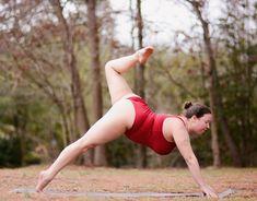@joe_lizzzzzz_yoga in the #AloYoga Goddess Leotard #yoga #inspiration