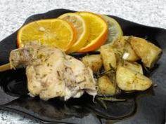 Iepure cu lămâie şi portocală Foodies, Pork, Meat, Chicken, Rabbit, Inspiration, Kale Stir Fry, Bunny, Biblical Inspiration