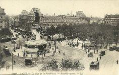 Vieux Paris. 3 eme Arrondissement. Le Temple