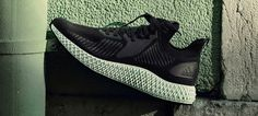 adidas Alphaedge Parley Triple White Core Black Release Date - SBD Latest Sneakers, New Sneakers, All Black Sneakers, Designer Trainers, Handsome Male Models, Dad Shoes, Nike Air Force Ones, Baby Sneakers, Daily Fashion