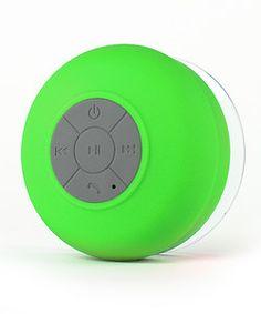 Blue Splash Shower Tunes Wireless Speaker | Something special every day