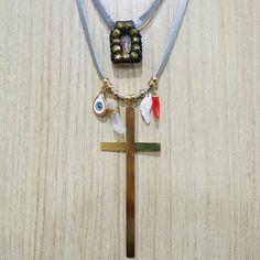 collares en oro goldfield www.santocorazonaccesorios.com.co