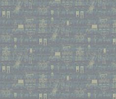 weathered_patent_drawings fabric by glimmericks on Spoonflower - custom fabric Patent Drawing, Spoonflower Fabric, Custom Fabric, Fabrics, Gift Wrapping, Wallpapers, Colorful, Wine, Printed