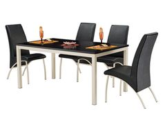 #PinItTransformIt- Hazel Dining Table, Its classy and contemporary style make you flaunt