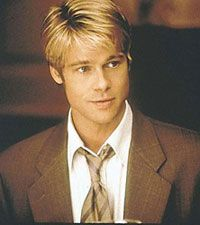 Brad Pitt...this looks like my son...oh dear....time to find a new hottie!!