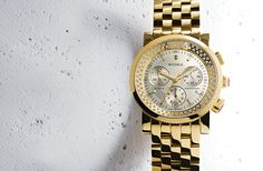 GO GOLD: MICHELE WATCHES
