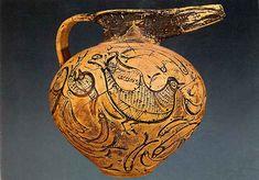One of the many beautiful Minoan jugs.