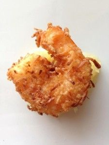 Gluten Free Crispy Coconut Shrimp