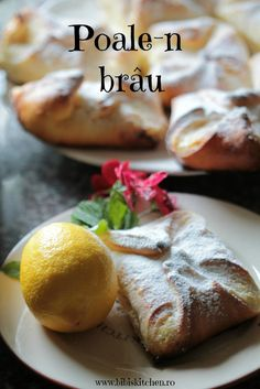 www.bibiskitchen.ro Camembert Cheese, Dairy, Kitchen, Desserts, Food, Tailgate Desserts, Cooking, Deserts, Kitchens