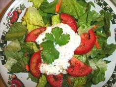 Copycat  Carrabba s  House Salad Dressing (Creamy Parmesan) from Food.com: Why buy expensive dressings? This is SO good!