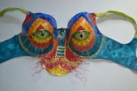 Featured Artists - The Painted Bra Art Project