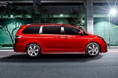 The 2015 Toyota Sienna makes vans trendy, and it's out-performing its competitors: http://toyotabreinigsville.krausetoyota.com/93/2015-toyota-sienna-leaves-competitors-dust/  www.krausetoyota.com