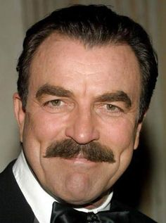 Still in love with Tom Selleck. He gets better with age.
