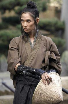 The Blind Ninja - Samurai Lady Ronin Samurai, Female Samurai, Samurai Art, Samurai Warrior, Tao Okamoto, Japanese Warrior, Ju Jitsu, Lady, Dynamic Poses