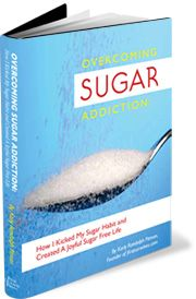 10 steps to break your sugar addiction!   # 1 thing for me?? STOP BAKING!