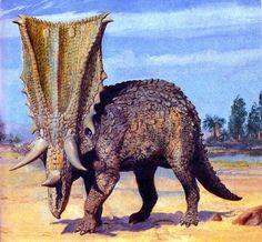 Zdenek Burian - Chasmosaurus
