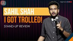 Trolling is nothing new to us; it's all part and parcel of Internet culture. Watch the one and only Sahil Shah troll the trollers. Look out for his solution to trolling in the end! Video Team, When You See It, Freedom Of Speech, Stand Up Comedy, Comic Artist, Vulnerability, Laugh Out Loud, Troll
