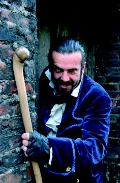 Explore Nottingham on foot with resident ghost and tour guide, Ezekial Bone.