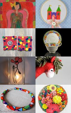 Summer Heat by Marsha on Etsy--Pinned with TreasuryPin.com