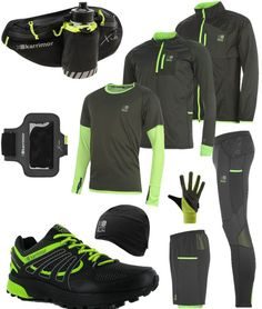 #Winter #Running #Karrimor Stay warm and stay safe with the Karrimor trail running gear. Reflective elements, layer up for warmth and stay hydrated!