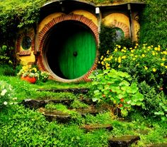 Would love to visit the Shire ;)