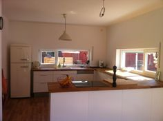 our new kitchen :-)!