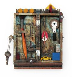 High School Assemblage Lesson