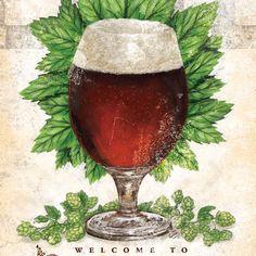 Madison Craft Beer Week 2012 poster