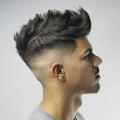 cool 80 Refined Quiff Hairstyles - The Spirit of Rebellion