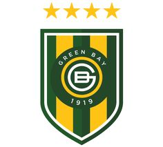 How About Some Green Bay Packers Soccer Logos?   Total Packers