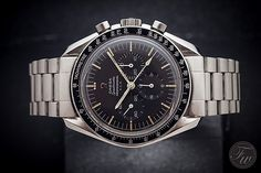 For Vintage Watch Fans: 5 Iconic Omega Watches