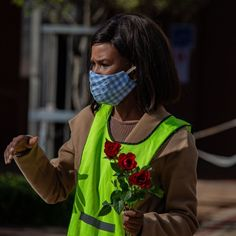 Yesterday @ehwoza crew, @sam_picturescpt documented @khayelitshacan going to Khayelitsha Day Hospital to appreciate and thank all frontline workers as they put their lives at risk for people during this pandemic.  @social_justice_coalition_ @ndifunaukwazict @equaledu 📷: @innocentmuziq Social Justice, Sling Backpack, People, Instagram, Fashion, Moda, Fashion Styles, People Illustration, Fashion Illustrations