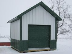 The Cottage Works - Maintenance-Free Steel Sheds