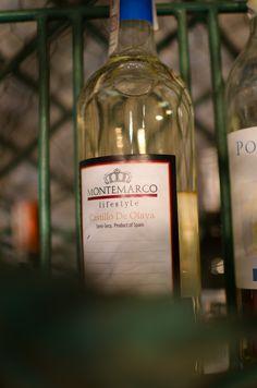 Nasze markowe, hiszpańskie wino Montemarco.