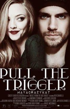 """Îți recomand să citești """" Pull The Trigger """" pe #Wattpad."""