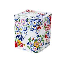 New York Mille Fleurs Tissue Box Cover – D Porthault Tissue Box Covers, Tissue Boxes, Covered Boxes, Printed Cotton, Decorative Boxes, New York, Outdoor Decor, Prints, Boudoir