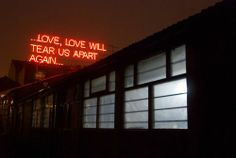 Victoria Lucas and Richard William Wheater, 12 Months of Neon Love