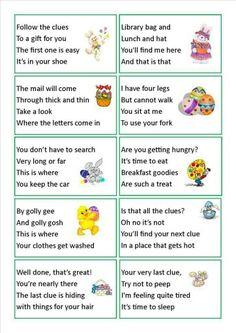 Easter for older kids